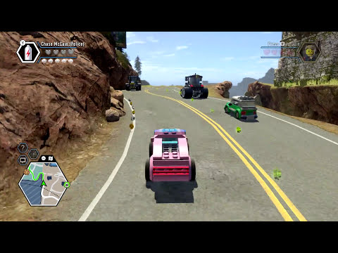 Lego City Undercover - Nintendo Switch (Gameplay)