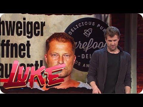 Schock: Til Schweiger muss Snacks verkaufen! - LUKE! Die Woche und ich
