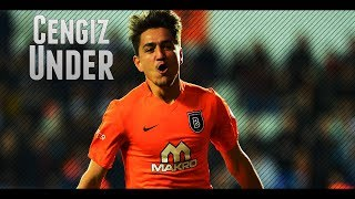 Cengiz Ünder - Welcome to Roma - Goals & Skills | HD 2016/17