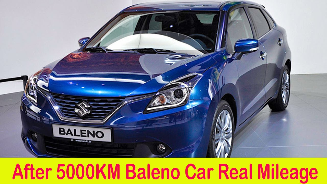 All Types baleno car images : After 5000KM Baleno Car Real Mileage | Maruti Suzuki Baleno Diesel ...