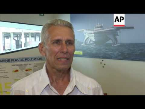 Swiss sailboat in Cuba to highlight ocean waste