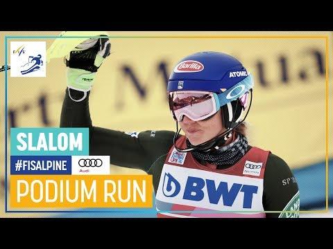 Mikaela Shiffrin   Women's Slalom   Killington   1st place   FIS Alpine