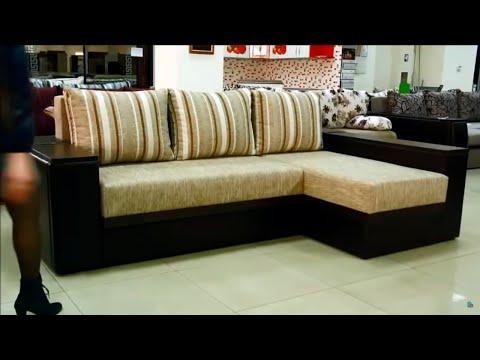 Угловые диваны в стиле модерн