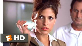 Out of Time (2003) - Ann's Flowers Scene (4/11) | Movieclips