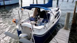Weekend Cruising Setup for Our MacGregor 26M   - The Sailing Rode