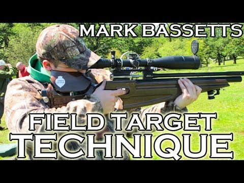Airgun Field Target Technique with Mark Bassett - Part 2