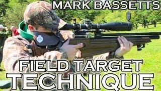 Airgun Field Target Technique with Mark Bassett - Part 2