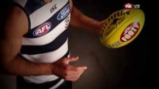 Fox Footy's Hawthorn v Geelong 'Invincible' Intro - Broadcast Round 1, 2013