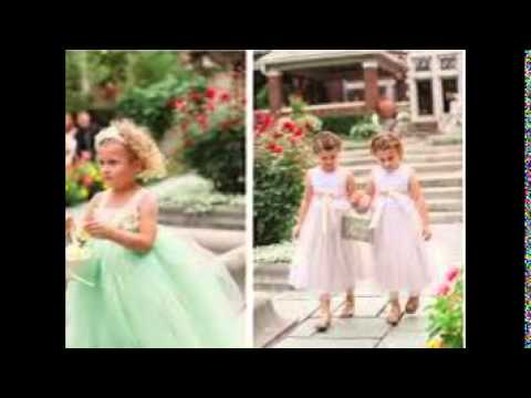 Mint green flower girl dresses youtube mint green flower girl dresses mightylinksfo