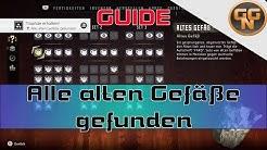 Horizon Zero Dawn Guide: Alle alten Gefäße gefunden - Fundorte - Trophy Guide