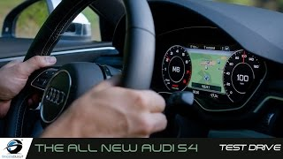 NEW 2016 Audi S4 and S4 Avant | First ROAD TEST Drive