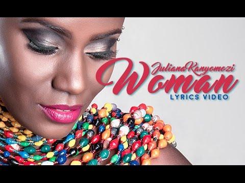 Woman - Juliana / Lyrics Video 2015 HD
