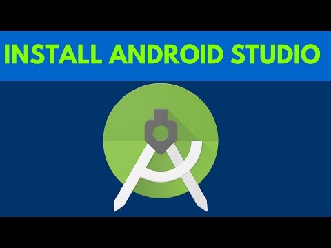 1. HOW TO INSTALL ANDROID STUDIO ON WINDOWS 7 8 10 WITH JDK AND JRE   ANDROID APP DEVELOPMENT