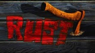 раст стрим с вебкой играю соло рейжу дом Rust