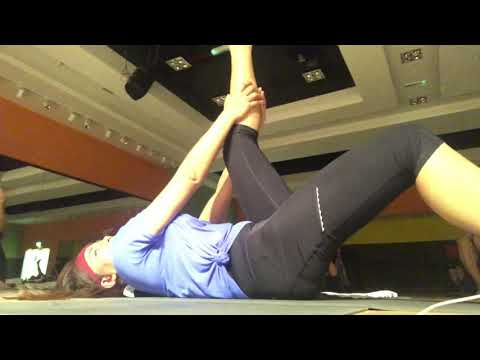 Yoga at Gold's Gym 2