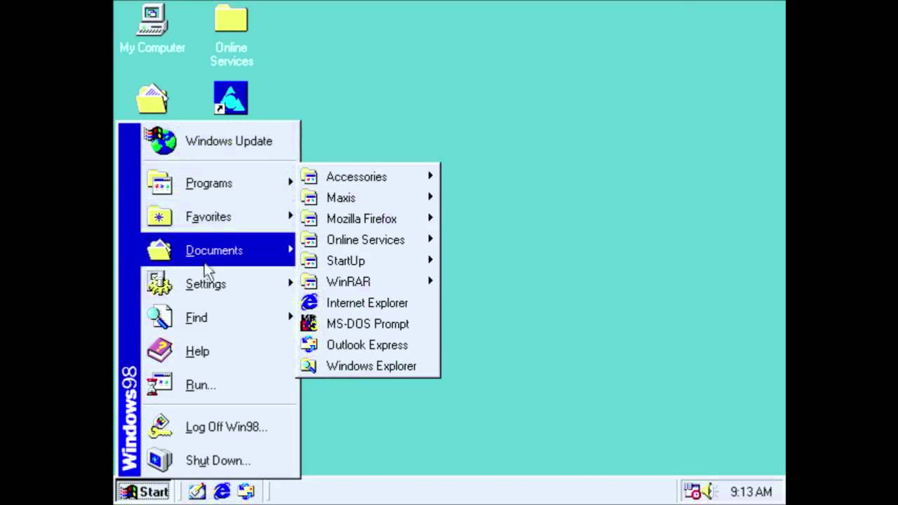 Win98 - Windows Emulation for Android [Download available]