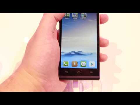 Huawei Ascend G6 Hands On