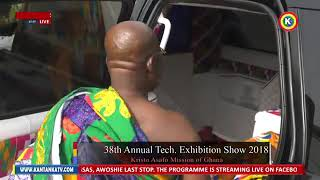 Kantanka's exhibition made in Ghana