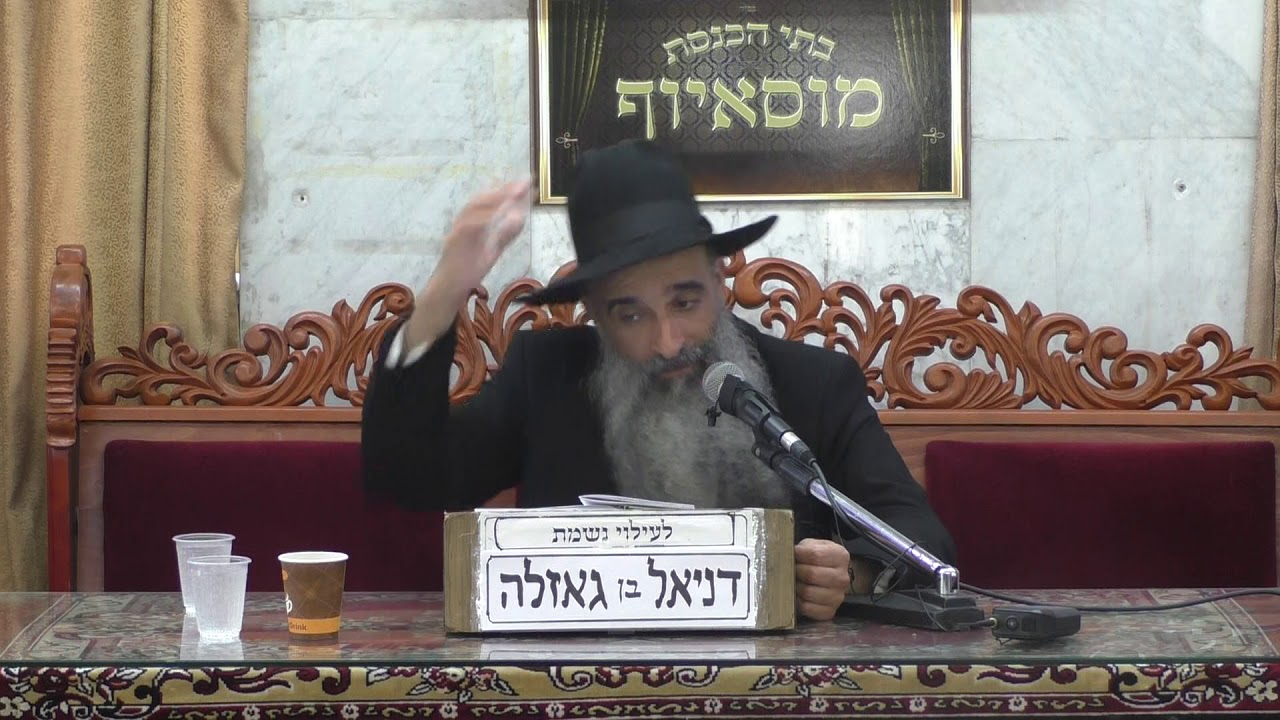 הרב מאיר שמואלי תפילה