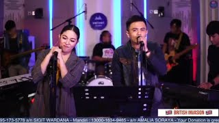 Robbie Williams - Angel (cover Sigit Base Jam ft The Vibe Indonesia)
