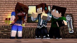 Minecraft: O MAPA MAIS ASSUSTADOR DO MINECRAFT #02 (Horror Map Minecraft)