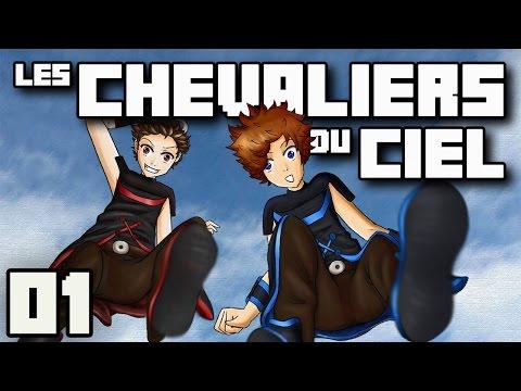 Minecraft : Les Chevaliers du Ciel #01