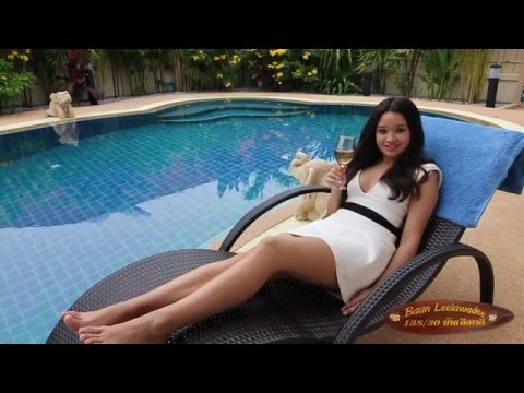 Baan Leelawadee - 4 Bedroom Luxury Holiday Villa Rental Pattaya