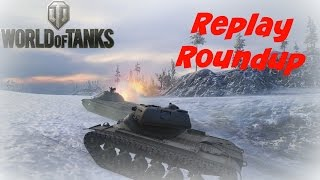Replay Roundup Episode 9 -  World of Tanks