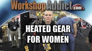 DeWalt Heated Gear for Women