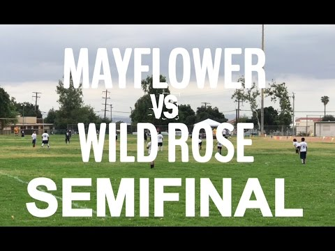 Mayflower vs Wild Rose (05-10-2107)