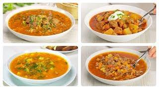 4 вкусных супа c мясом которые захочется повторить не раз Рецепты от Всегда Вкусно