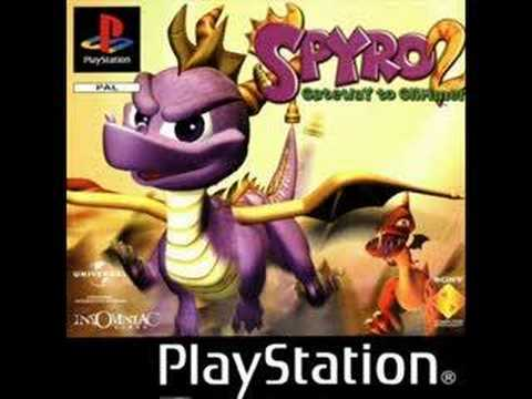 Spyro 2 - Zephyr