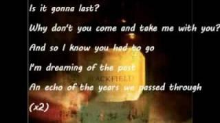 Blacfield-Hello(Lyrics)