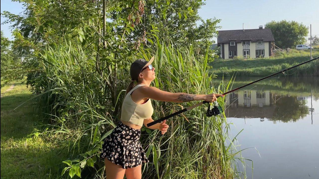 Очень трудовая рыбалка, но мы своё поймали! Рыбалка на пружину и мастырку. Рыбачим с подписчиком