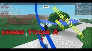 Roblox Exploit Hack Lumber Tycoon 2 Teleport And Bring Tree+Unpatchable_Btools