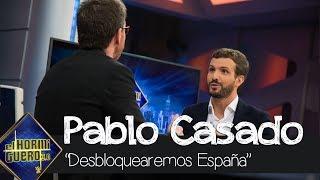 Pablo Casado habla de las elecciones del 10-N: