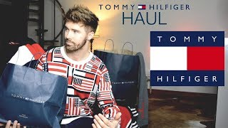TOMMY HILFIGER HAUL + TRY ON