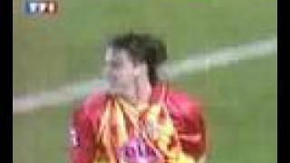 Arsenal - RC Lens : 0-1