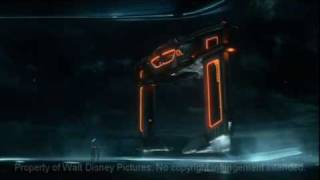 TRON: Legacy Clip - Sam Enters The Grid