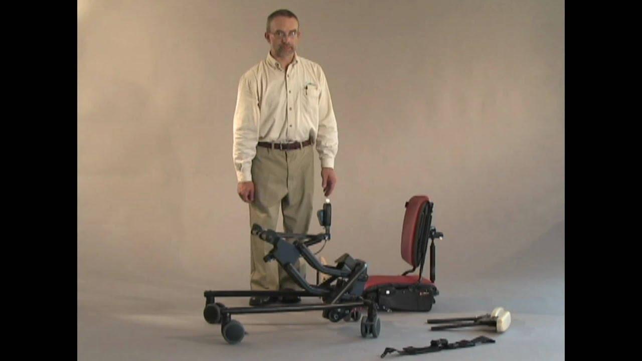 rifton activity chair desk repair informational video attaching the