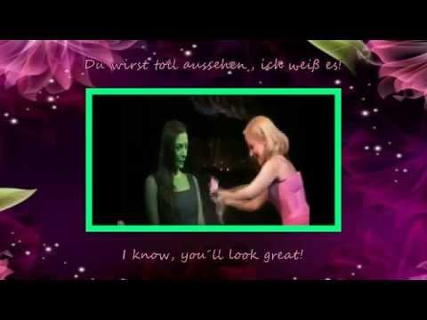 Wicked - Popular - German + Translation