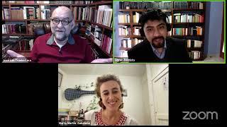 """""""Colección México 500"""" charla con los doctores Marta Martín y Gibran Bautista"""