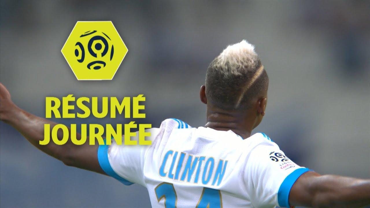 Download Résumé de la 1ère journée - Ligue 1 Conforama / 2017-18