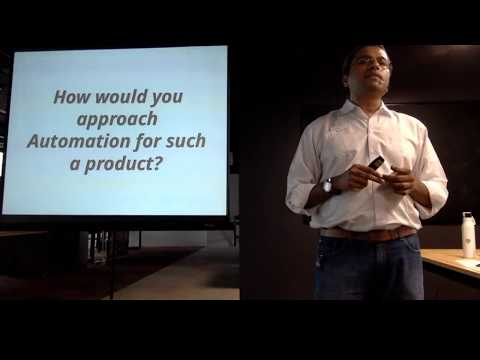 [vodQA-Pune-2017] [Anand Bagmar] - Build your own MAD-LAB - for Mobile Test Automation