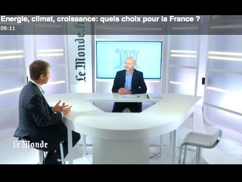 Jancovici : Energie, climat, croissance, quels choix pour la France ? 18/02/2016