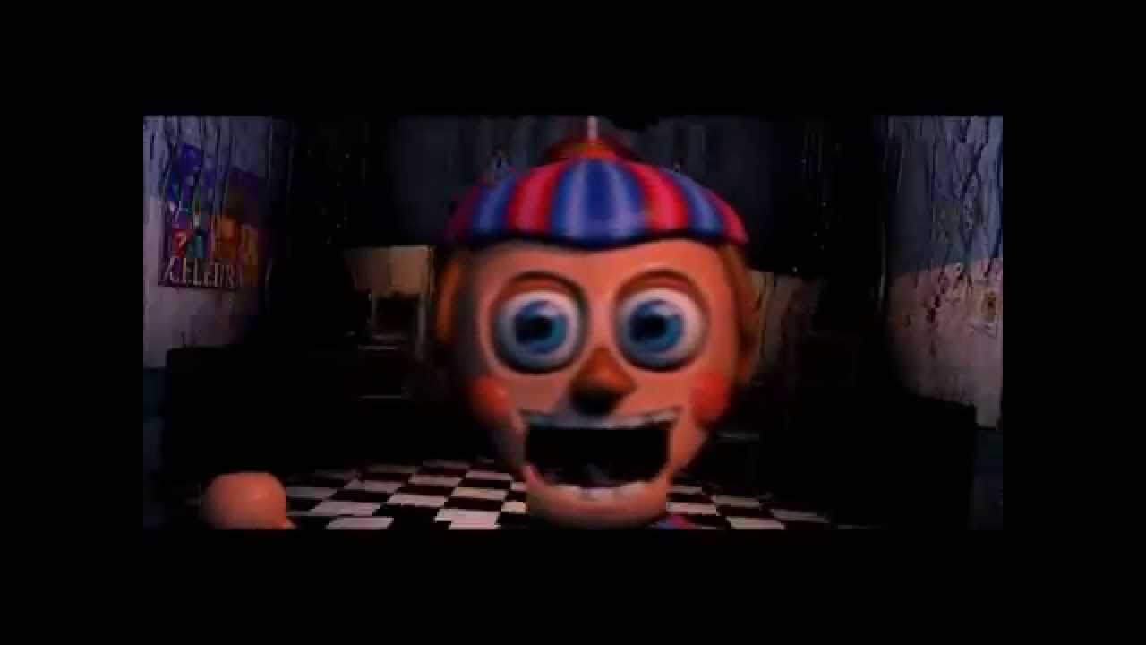 Five Nights At Freddie S 2 Balloon Boy Jumpscare Youtube