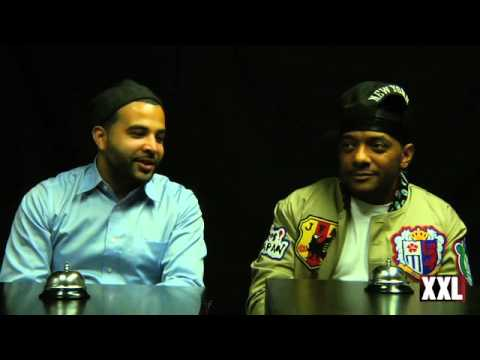 XXL' s I Know Rap People: Mobb Deep Edition With Prodigy And Jayson Rodriguez (2012)
