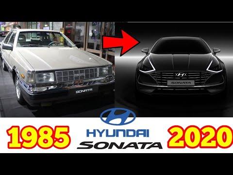 Hyundai Sonata Evolution (1985 - 2020)