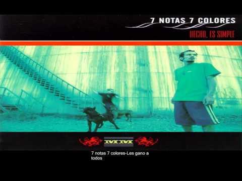 7 Notas 7 Colores - Hecho es simple (Completo) [1997]