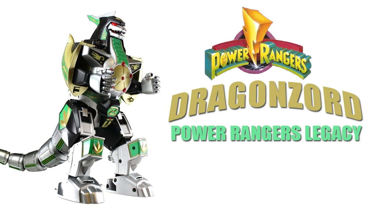 Uncategorized Robot From Power Rangers power rangers legacy green dragonzord robot figure review youtube review